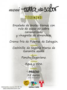 menu titirimundi 2015- 2