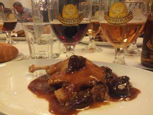 cena maridada con mahou 1
