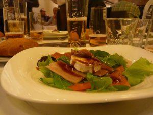 cena maridada con mahou