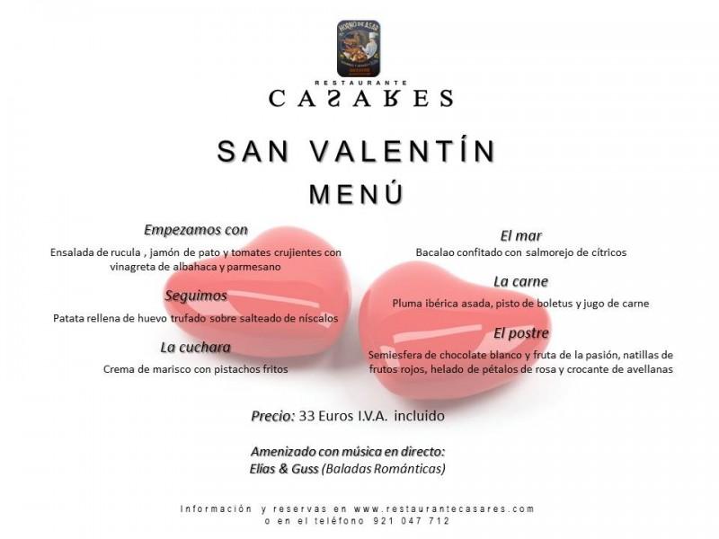 menu san valentin 2016 apaisado
