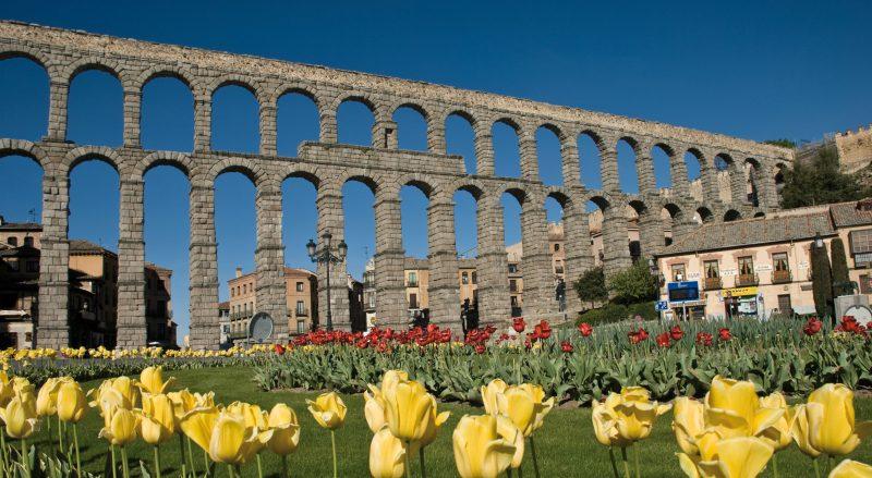 Visita Segovia en primavera