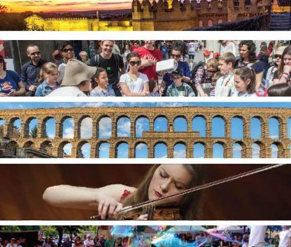 La agenda cultural de agosto en Segovia